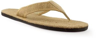 Kakolikrishti Men Beige Sandals