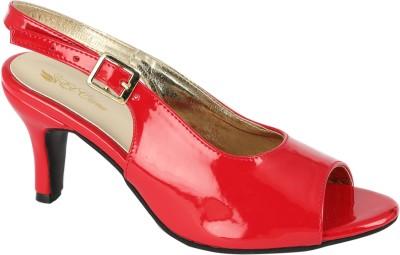 El Cisne Women Red Heels