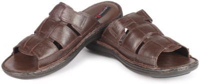 K2 Leather Men Brown Sandals