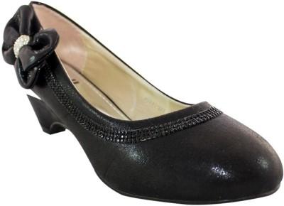 Heels & Handles Women Black Heels