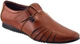 Elvace Men 405, Brown Sandals