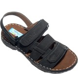 Parlan Men PARLAN BLACK Sandals