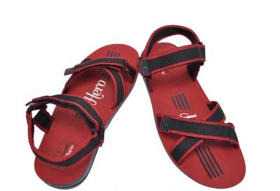 Stylewalk Men Red Sandals