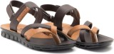 Provogue Men CAFE/TAN Sandals