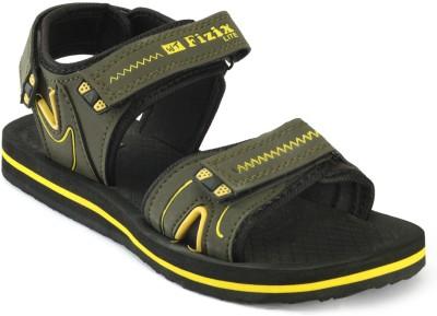 Fieesta Men Yellow Sandals