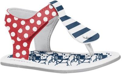 Bibi Trendy - 550223 Baby Girls Multicolor Sandals
