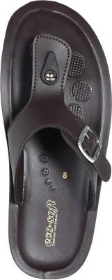 Ecosoft Sandal Men Brown Sandals