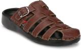 Shoe Smith Men BROWN Sandals