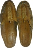 B R TRADING Men Brown Sandals
