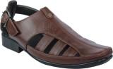 Faith Men Tan Sandals