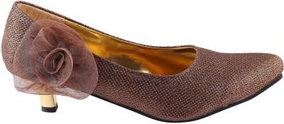 Style Buy Style Women Maroon Heels