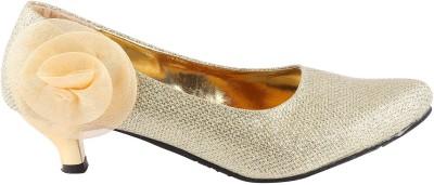 Style Buy Style Women Gold Heels