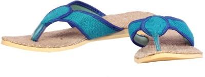 lipax Women Blue Flats