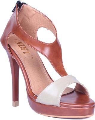 Gnist Women Brown Heels