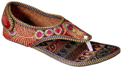 STEP INDIA Girls, Women Multicolor Wedges