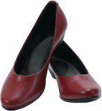 FashionPedia Girls Wedges (Maroon)
