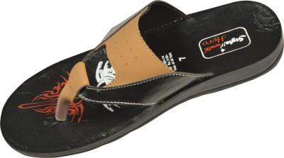 Stylewalk Men Black Sandals