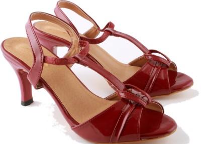 Lyc Women Red Heels