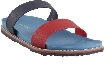 Mochi Men Maroon Sandals