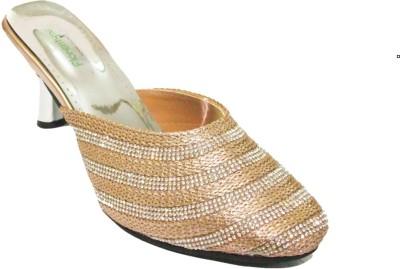 Florentyne Women Brown Heels