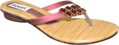 Faith 1000846 Women Maroon Heels