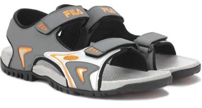 Fila Men Grey Sports Sandals