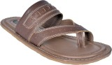 Aim Men Brown Sandals
