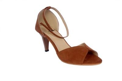 Studio 9 Women Brown Heels