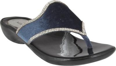 XQZITE Women Grey Flats