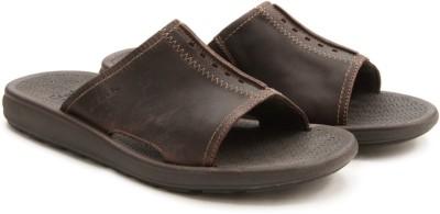 Clarks Kernick Shore Tan Nubuck Men Brown Sandals