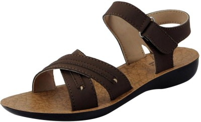 Bata Women Brown Flats
