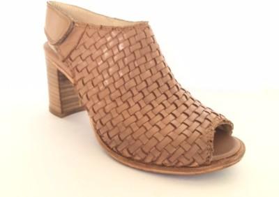 Sakay Women Tan Heels