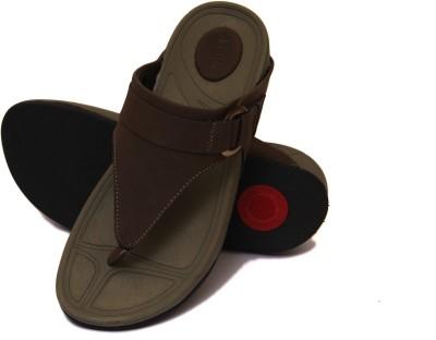 Roony Alfa-1-Olv Men Olive Sandals