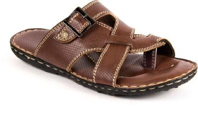 Binutop Men Brown Sandals