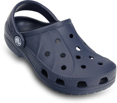 Crocs Baby Boys, Baby Girls Navy Sandals