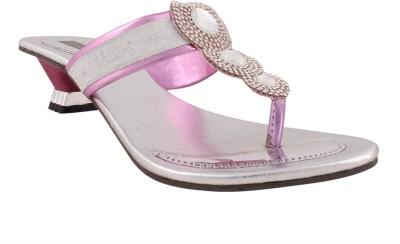 Sapyork Women Pink Heels