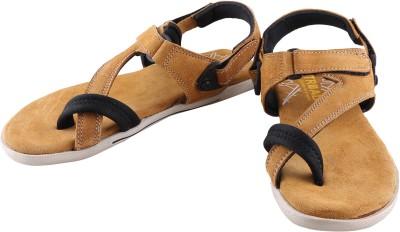 Triad Men Tan Sandals