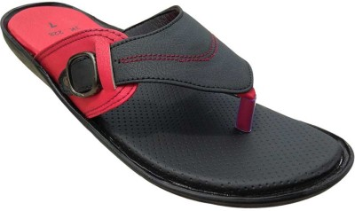 Muskan Men Red Sandals