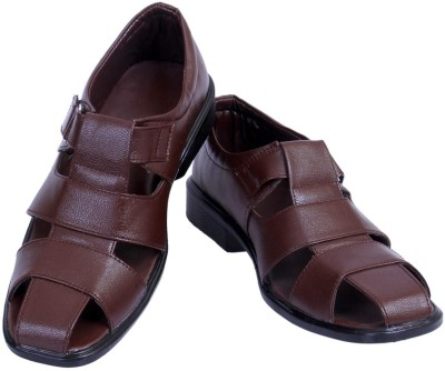 American Cult Men Brown Sandals