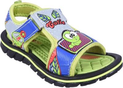 Hot Dog Baby Girls, Baby Boys, Boys, Girls Green Sandals