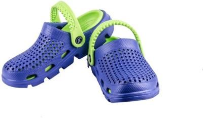 SPICE Boys Blue, Green Sandals