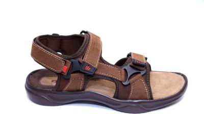 Roony Men Khaki Sandals