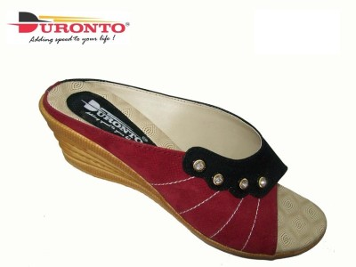 DURONTO Women Red Flats
