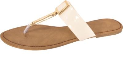 Bshoes Women Beige Flats