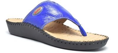 Canthari Ortho Women Blue Flats