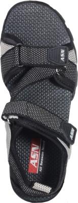 ASN Epls3gry Women Grey Sports Sandals