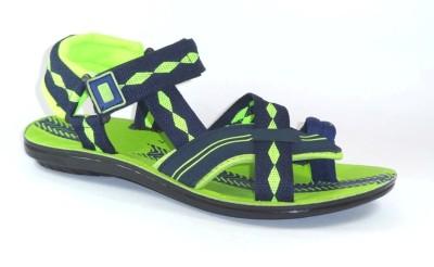 Orbit Men Green Sandals
