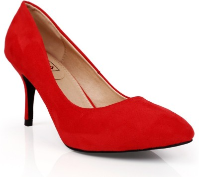 INTOTO Women Red Heels