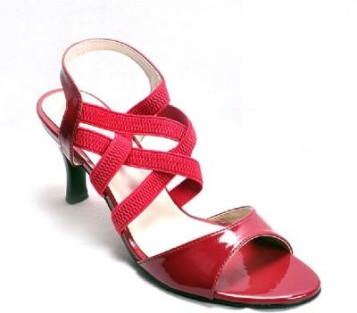 Ajanta Red High heel Women Red Heels