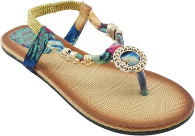 AM by Penny Women Multicolor Flats